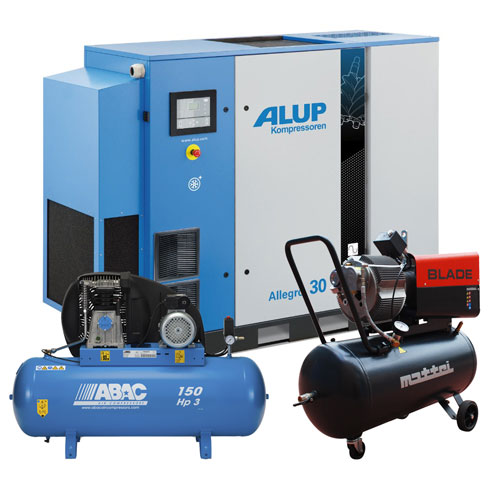 Compressors & Air Treatment