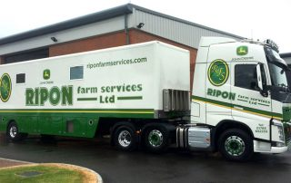 Compressor System for Ripon Farm Services
