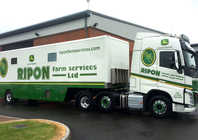 Compressor System for Ripon Farm Services
