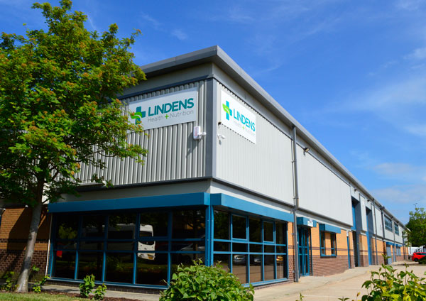 Lindens Health + Nutrition Recent growth results in new larger Premises!
